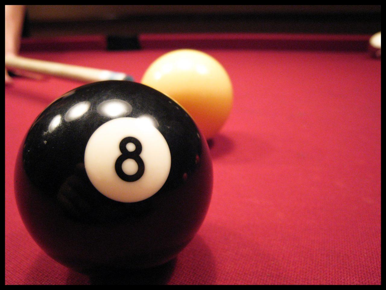 8 Ball Regeln